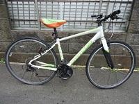 Cannondale キャノンデール QUICK4 クロスバイク Mサイズ