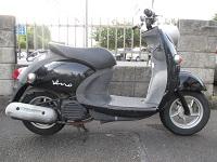 ヤマハ ビーノ SA26J ブラック