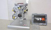 イーグルモス 週刊 NISSAN R35 GT-R エンジン模型