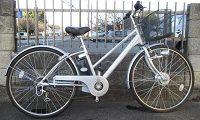 イグニオ 電動自転車 IGEAB-05