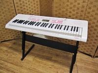 CASIO 光ナビゲーションキーボード LK-121 電子キーボード