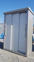 日野市にて ヨド物置 エスモ ESD-1006EPWを買取ました