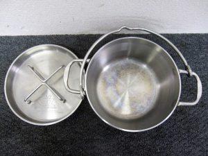 SOTO 8インチ ステンレスダッチオーブン