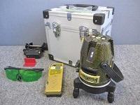ヤマシン レーザー墨出し器 GLZ-3GC