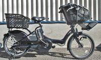 ヤマハ PAS Kiss mini パスキッスミニ 子供乗せ 電動アシスト自転車 PM20K