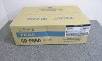TEAC CDプレーヤー CD-P650-R