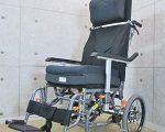 アクトモア フロンティア ティルト&リクライニング車椅子 みちる
