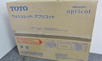TOTO ウォシュレット アプリコット 温水洗浄便座 TCF4731