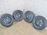 ホンダ CR-Z装着 スタッドレスタイヤ ホイール アイスガード iG30