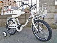 ブリヂストン bikke ビッケ 子供用自転車 YK3C20749