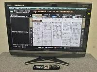 シャープ AQUOS ブルーレイ内蔵 液晶テレビ LC-32DX2