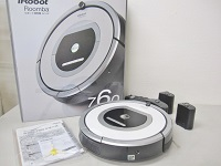 iRobot Roomba ルンバ 760 ロボット掃除機