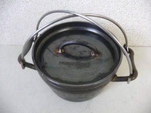ユニフレーム 6インチダッチオーブン