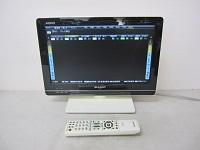 シャープ アクオス 液晶テレビ LC-16K5