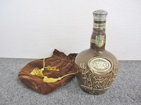 シーバスリーガル ロイヤルサルート 21年 陶器ボトル