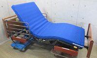 プラッツ 在宅介護用電動ベッド ミオレット 3モータータイプ PZB-M3RJ