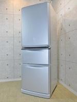 三菱 冷凍冷蔵庫 MR-C34EX-AS
