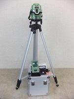ヤマシン グリーンレーザー 墨出し器 GL-5 受光器 三脚付