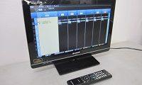 シャープ 液晶テレビ LC-19K7