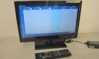 サンスイ 和紙スピーカー搭載 液晶テレビ SDN16-B11