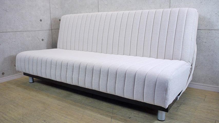 川崎市にて フランスベッド スイミー ソファベッド を買取ました