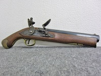 古式銃 フリントロック式 モデルガン