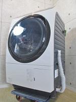 パナソニック エコナビ ドラム式洗濯乾燥機 NA-VX8500L