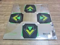 DDR メタルパッド ダンレボ Game Energy Metal Dance Pad for PC