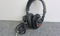 SONY 密閉型スタジオモニターヘッドフォン MDR-CD900ST
