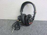座間市にて ヘッドフォン MDR-CD900ST を買取ました