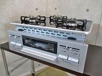 タカラスタンダード ガラストップ ビルトインコンロ TN57WV60C
