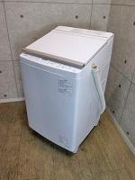 東芝 温かザブーン洗浄 洗濯乾燥機 AW-10SV5