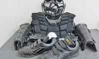 ミズノ 硬式野球審判用セット プロテクター マスク シューズ