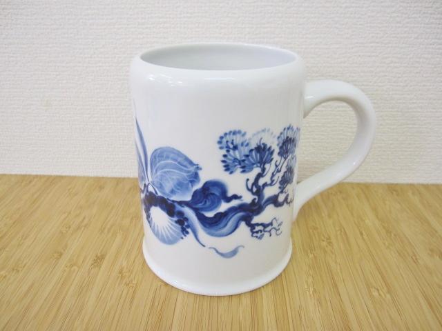 キリン マイセン ビアマグカップ