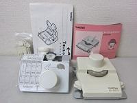 ブラザー 編み機 アーガイルキャリジ KA-8210 Tキャリジ KA-800