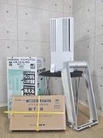 コロナ 窓用エアコン ウィンドエアコン 冷房専用タイプ CW-1616-WS