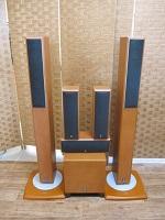 ヤマハ ホームシアター トールボーイスピーカー サブウーファー NS-125F NS-C25 YST-SW010