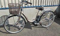 ヤマハ PASS ナチュラ 電動アシスト自転車