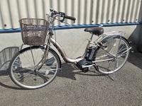 厚木市にて ヤマハ PASS 電動自転車 を買取ました