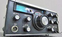 トリオ 固定 6mホームトランシーバ ー 無線機 TR-5200