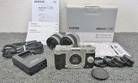 PENTAX デジタルミラーレス一眼 カメラ Q10 ダブルズームレンズキット