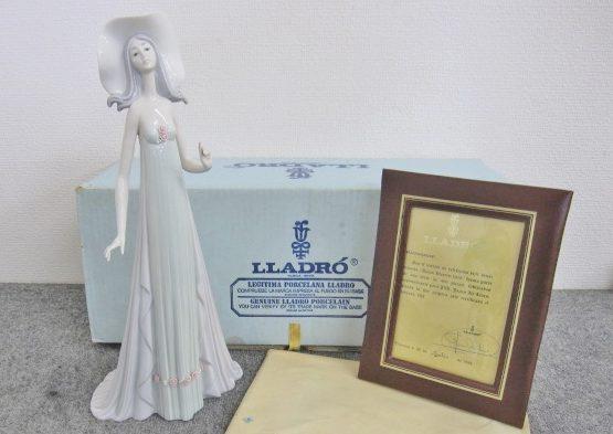 ビアリッツの貴婦人 リヤドロ