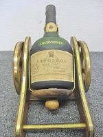 ナポレオン クルボアジェ コニャック 大砲ボトル