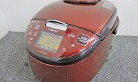 日立 圧力IH 炊飯器 圧力&スチーム RZ-RV10BKM