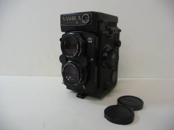 ヤシカ Mat-124G 二眼レフカメラ