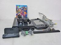 任天堂 Wii U ファミリープレミアムセット 黒 スプラトゥーン