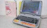 東芝 RUPO カラー液晶 パーソナルワープロ JW-8120