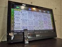 東芝 液晶テレビ 32A1S 2011年製