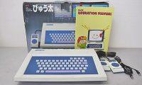 トミー 16ビットグラフィックコンピュータ レトロゲーム ぴゅう太 TP1000