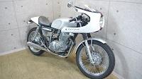 ホンダ アーバンカフェ バイク CB400SS 100台限定モデル